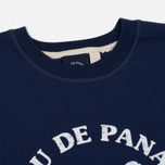 Мужская толстовка Bleu De Paname Logo BDP Indigo фото- 1