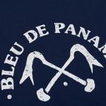 Мужская толстовка Bleu De Paname Logo BDP Indigo фото- 2