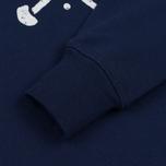 Мужская толстовка Bleu De Paname Logo BDP Indigo фото- 3