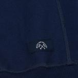 Мужская толстовка Bleu De Paname Logo BDP Indigo фото- 4