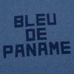 Мужская толстовка Bleu De Paname Print BDP Blue фото- 2