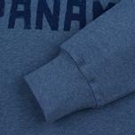 Мужская толстовка Bleu De Paname Print BDP Blue фото- 3