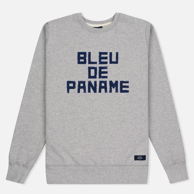 Мужская толстовка Bleu De Paname Print BDP Ecru