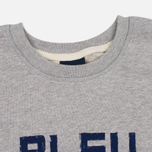 Bleu De Paname Print BDP Men's Sweatshirt Ecru photo- 1
