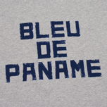 Bleu De Paname Print BDP Men's Sweatshirt Ecru photo- 2