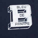 Bleu De Paname Raglan BDP Men's Longsleeve Blue photo- 4
