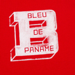 Мужская толстовка Bleu De Paname Raglan BDP Red фото- 2