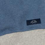 Мужская толстовка Bleu De Paname Sweat Bigout Blue Charrette фото- 3