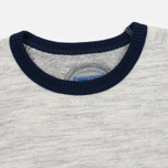 Мужская толстовка Blue Blue Japan Big Slab Inside Out Old School Sweat Grey фото- 1