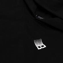 Мужская толстовка Bronze 56K B Logo Snow Hoody Black фото- 1