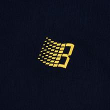 Мужская толстовка Bronze 56K Embroidered B Logo Crew Navy фото- 2