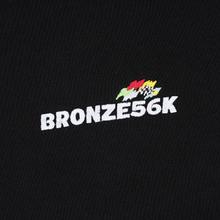 Мужская толстовка Bronze 56K Embroidered Daytona Hoody Black фото- 2