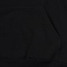 Мужская толстовка Bronze 56K Embroidered Daytona Hoody Black фото- 3