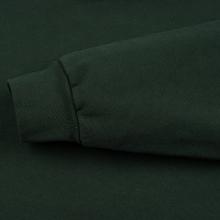 Мужская толстовка Bronze 56K Embroidered Smoke Hoody Dark Green фото- 4