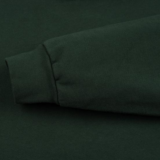 Мужская толстовка Bronze 56K Embroidered Smoke Hoody Dark Green