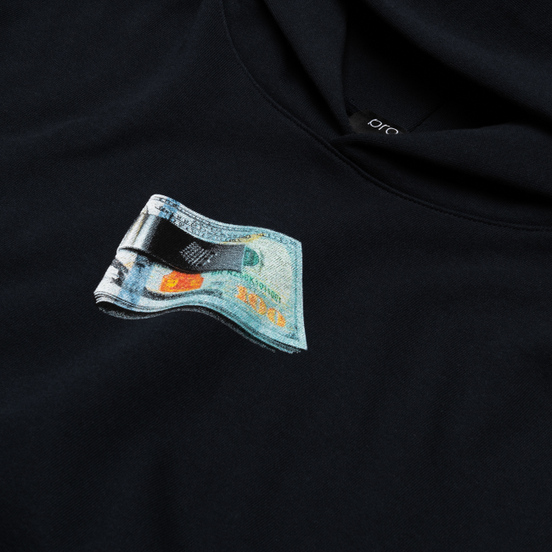 Мужская толстовка Bronze 56K Money Clip Hoody Navy