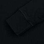 Мужская толстовка C.P. Company Classic Stitch Logo Crew Black фото- 2