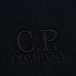 Мужская толстовка C.P. Company Classic Stitch Logo Crew Black фото- 3