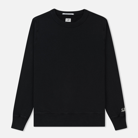 Мужская толстовка C.P. Company Crew Neck Felpa Total Eclipse