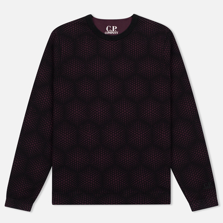 Мужская толстовка C.P. Company Crew Neck Fleece Purple