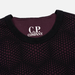 Мужская толстовка C.P. Company Crew Neck Fleece Purple фото- 1