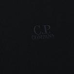Мужская толстовка C.P. Company Diagonal Fleece Crew Neck Total Eclipse фото- 2
