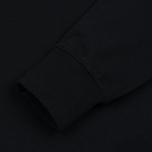 Мужская толстовка C.P. Company Diagonal Fleece Crew Neck Total Eclipse фото- 4