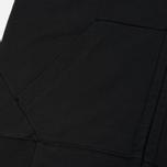 Мужская толстовка C.P. Company Diagonal Fleece Goggle Zip Hoodie Caviar фото- 3