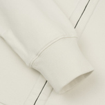 Мужская толстовка C.P. Company Diagonal Fleece Goggle Zip Hoodie Tapioca фото- 4