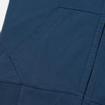 Мужская толстовка C.P. Company Diagonal Fleece Goggle Zip Hoodie True Navy фото- 3