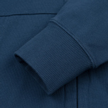 Мужская толстовка C.P. Company Diagonal Fleece Goggle Zip Hoodie True Navy фото- 4