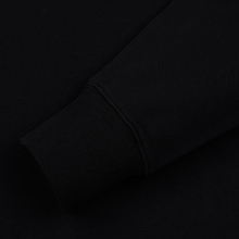Мужская толстовка C.P. Company Diagonal Raised Fleece Chest Logo Black фото- 3