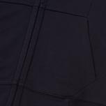 Мужская толстовка C.P. Company Diagonal Raised Fleece Goggle Full Zip Total Eclipse фото- 3