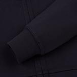Мужская толстовка C.P. Company Diagonal Raised Fleece Goggle Full Zip Total Eclipse фото- 4