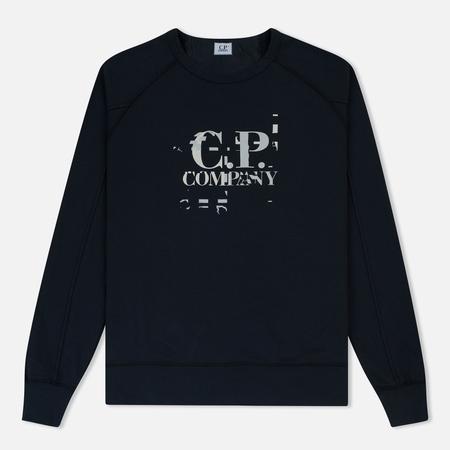 Мужская толстовка C.P. Company Digital Print Logo Total Eclipse