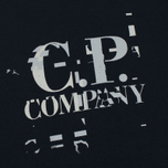 Мужская толстовка C.P. Company Digital Print Logo Total Eclipse фото- 2