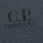 Мужская толстовка C.P. Company Felpa Crew Neck Grey фото- 2