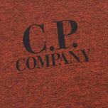 Мужская толстовка C.P. Company Felpa Crew Neck Red фото- 2