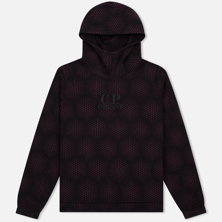 Мужская толстовка C.P. Company Felpa Fleece Hooded Purple