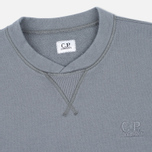 Мужская толстовка C.P. Company Felpa Girocollo Hood Grey фото- 1