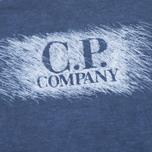 Мужская толстовка C.P. Company Felpa Girocollo Navy фото- 2