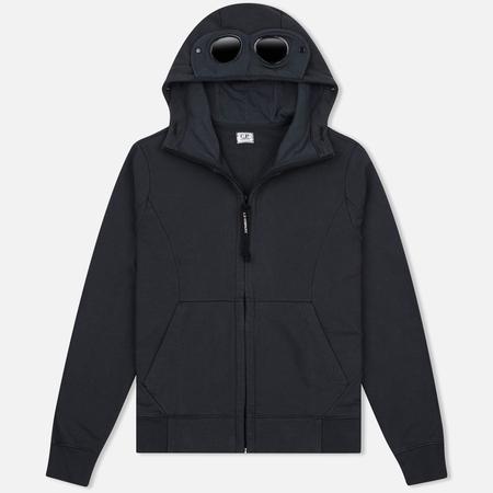 C.P. Company Fleece Goggle Zip Hoody Men's Hoody Grey