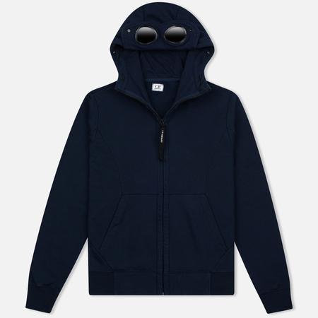 C.P. Company Fleece Goggle Zip Hoody Men's Hoody Mare Egeo