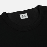 Мужская толстовка C.P. Company Front Mini Logo Caviar фото- 1