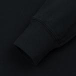 Мужская толстовка C.P. Company Front Mini Logo Total Eclipse фото- 3