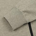 Мужская толстовка C.P. Company GD Light Fleece Lens Zip Hoodie Grey Melange фото- 3