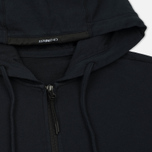 Мужская толстовка C.P. Company GD Light Fleece Lens Zip Hoodie Total Eclipse фото- 1