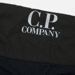 Мужская толстовка C.P. Company GD Light Fleece Lens Zip Hoodie Total Eclipse фото- 5
