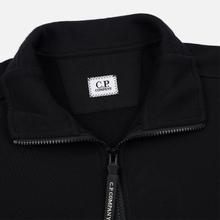 Мужская толстовка C.P. Company Half-Zip Lens Pocket Black фото- 1