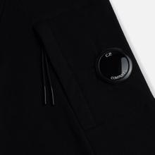 Мужская толстовка C.P. Company Half-Zip Lens Pocket Black фото- 4